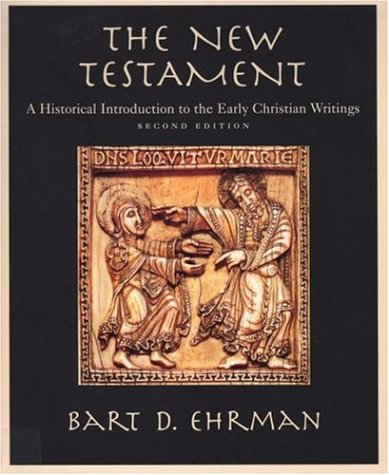 9780195126396: The New Testament: A Historical Introduction to the Early Christian Writings