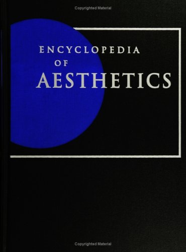9780195126464: Encyclopedia of Aesthetics