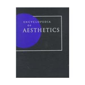 9780195126488: Encyclopedia of Aesthetics