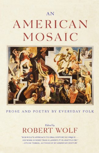 9780195127126: An American Mosaic: Prose and Poetry by Everyday Folk