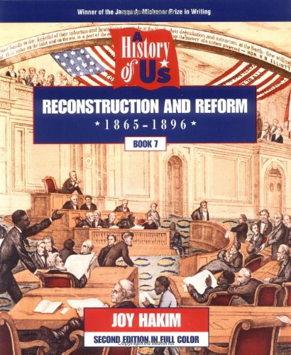 9780195127645: A History of US: Book 7: Reconstruction and Reform (1865-1896)