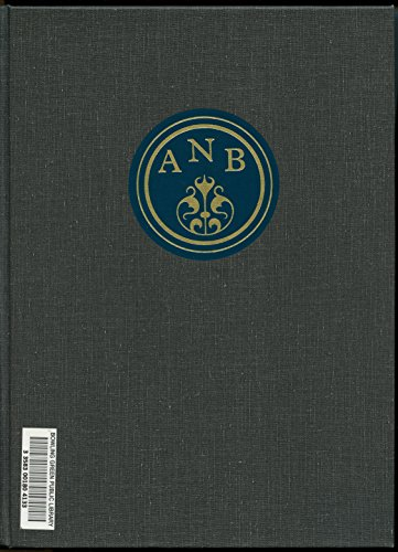 9780195127904: American National Biography (Volume 11)