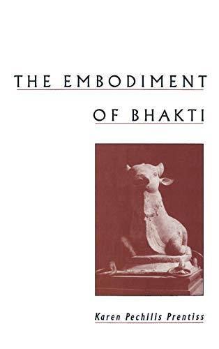 9780195128130: The Embodiment of Bhakti
