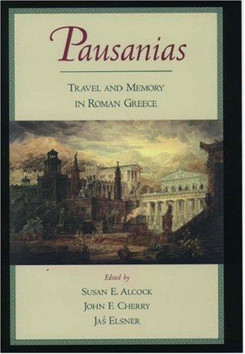 9780195128161: Pausanias: Travel and Memory in Roman Greece