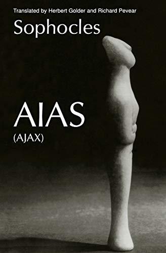 9780195128192: Aias (Greek Tragedy in New Translations)