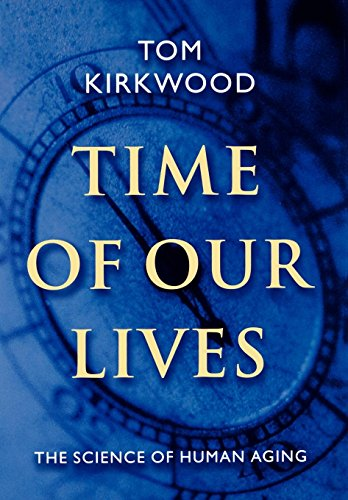 9780195128246: Time of Our Lives: The Science of Human Aging