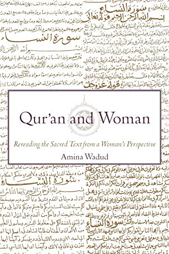 9780195128369: Qur'an and Woman: Re-Reading the Sacred Text from a Woman's Perspective