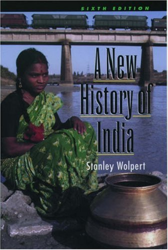 9780195128765: A New History of India