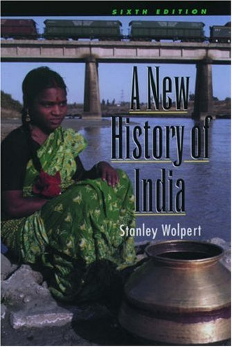 9780195128772: A New History of India