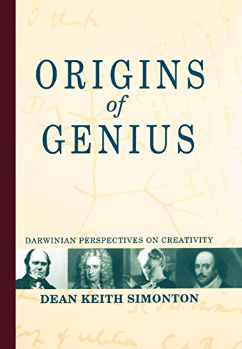 9780195128796: Origins of Genius: Darwinian Perspectives on Creativity