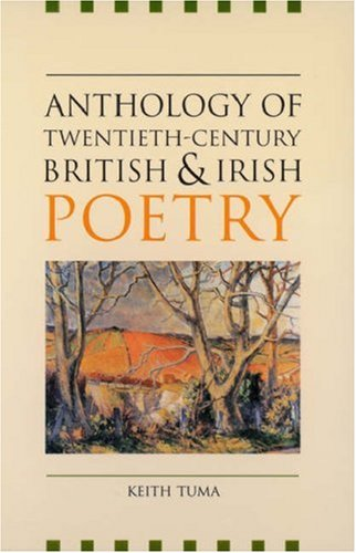 9780195128932: Anthology of Twentieth-Century British and Irish Poetry