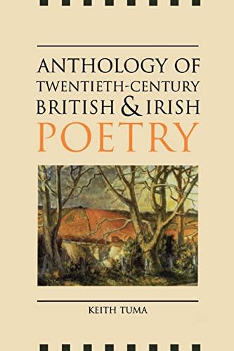 9780195128949: Anthology of Twentieth-Century British and Irish Poetry