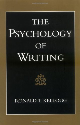 9780195129083: The Psychology of Writing