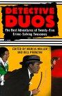 Detective Duos: Marcia Muller, Bill
