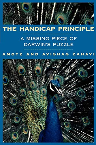 9780195129144: The Handicap Principle: A Missing Piece of Darwin's Puzzle