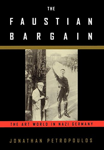9780195129649: The Faustian Bargain: The Art World in Nazi Germany