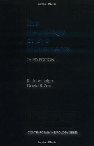 9780195129724: The Neurology of Eye Movements (Contemporary Neurology Series)