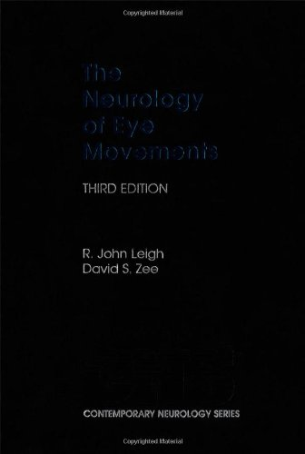 9780195129731: The Neurology of Eye Movements (Book with CD-ROM)