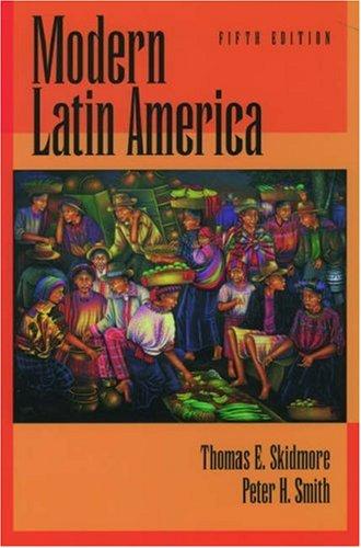 9780195129953: Modern Latin America