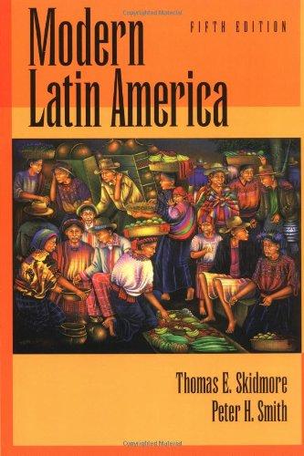 9780195129960: Modern Latin America