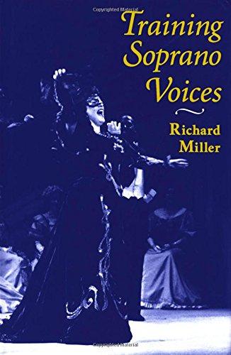 9780195130188: Training Soprano Voices