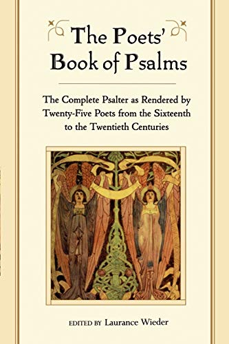 9780195130584: The Poets' Book of Psalms