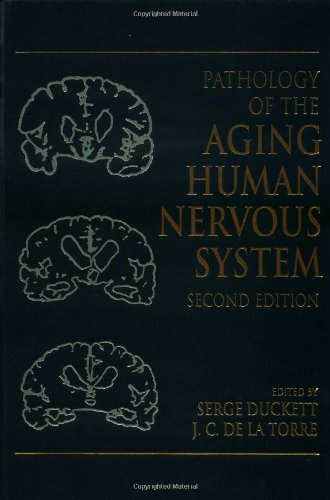 9780195130690: Pathology of the Aging Human Nervous System