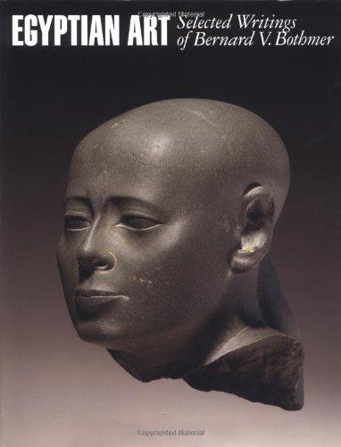 9780195130713: Egyptian Art: Selected Writings of Bernard V. Bothmer