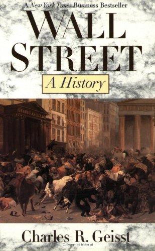 9780195130867: Wall Street: A History