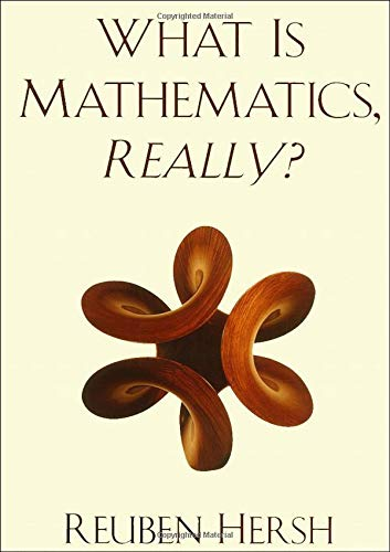 9780195130874: What Is Mathematics, Really?