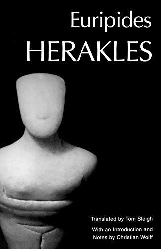 9780195131161: Herakles (Greek Tragedy in New Translations)