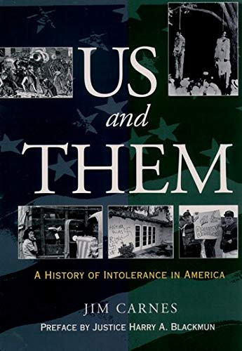 9780195131253: Us and Them?: A History of Intolerance in America