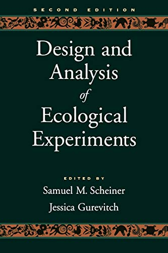 9780195131888: Design and Analysis of Ecological Experiments