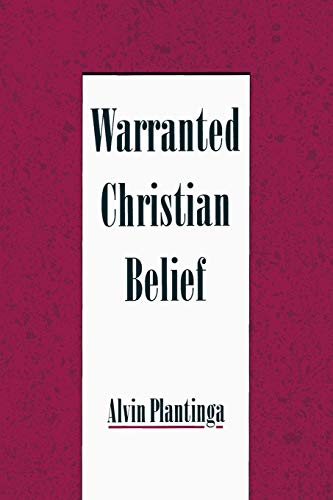 9780195131932: Warranted Christian Belief