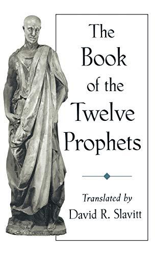 9780195132144: The Book of the Twelve Prophets