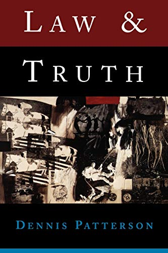 9780195132472: Law and Truth