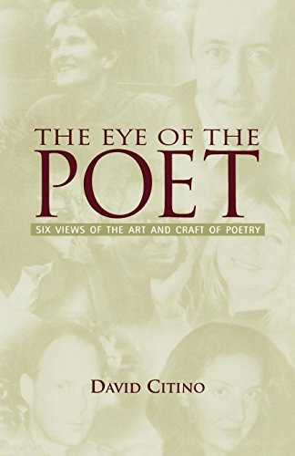 9780195132557: The Eye of the Poet: Six Views of the Art and Craft of Poetry