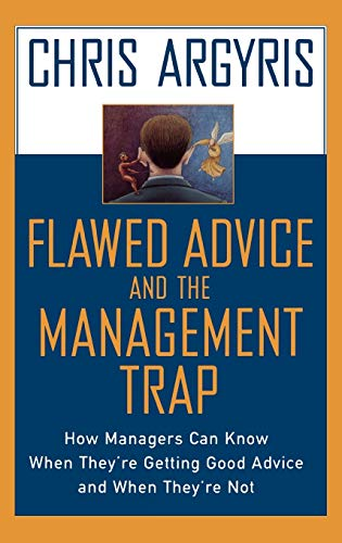 9780195132861: Flawed Advice and the Management Trap: How Managers Can Know When They're Getting Good Advice and When They're Not