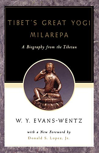 9780195133134: Tibet's Great Yogi Milarepa: A Biography from the Tibetan
