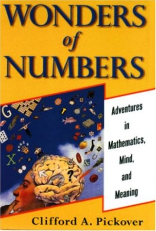 9780195133424: Wonders of Numbers: Adventures in Math, Mind, and Meaning