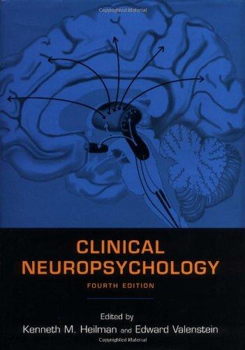 Clinical Neuropsychology (Medicine)
