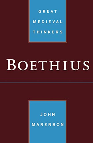 9780195134070: Boethius (Great Medieval Thinkers)