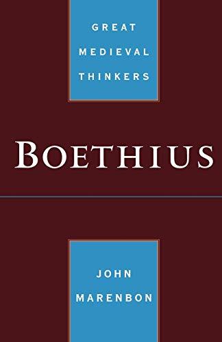 9780195134070: Boethius (Great Medieval Thinkers)