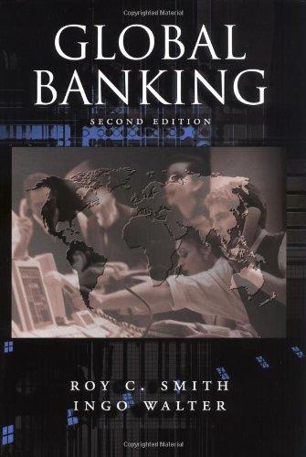 9780195134360: Global Banking (Economics & Finance)