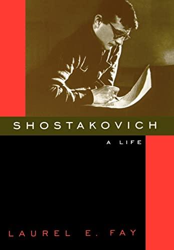 9780195134384: Shostakovich: A Life