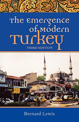 9780195134605: The Emergence of Modern Turkey (Studies in Middle Eastern History)