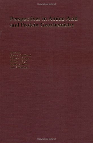 9780195135077: Perspectives in Amino Acid and Protein Geochemistry