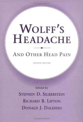 9780195135183: Wolff's Headache and Other Head Pain