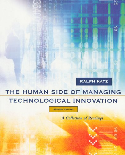 9780195135312: The Human Side of Managing Technological Innovation: A Collection of Readings