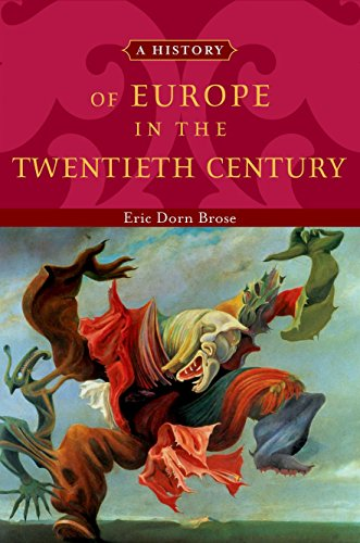 9780195135718: A History of Europe in the Twentieth Century